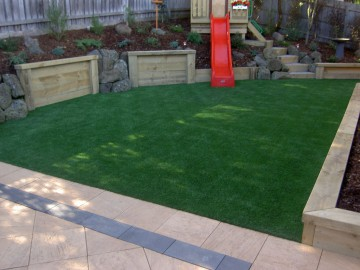 Natural Vs Artificial Grass
