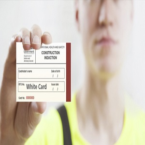 White Card Course For Construction Professionals